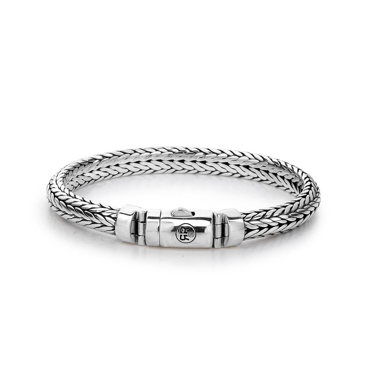 Rebel & Rose IRIS Silver Bracelet XL