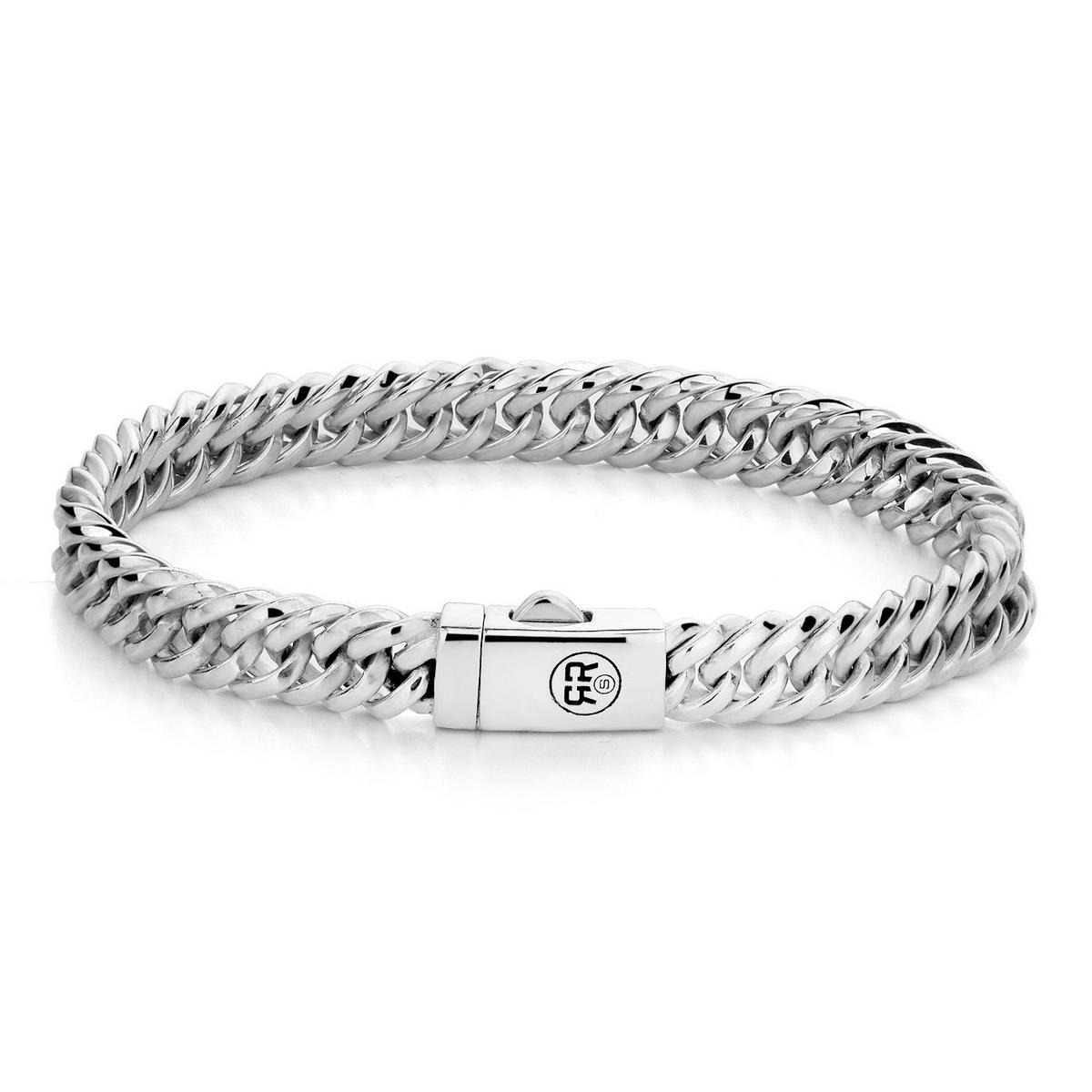 Rebel & Rose Hades Silver Bracelet M